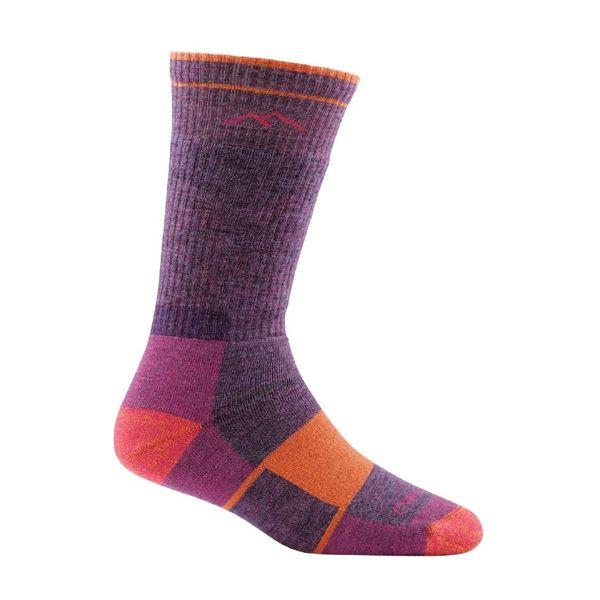 DarnTough Hiker Boot Sock Full Cushion 1908 女款登山健行羊毛襪 李子紫