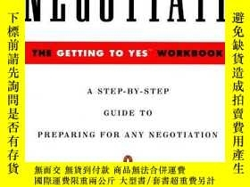 二手書博民逛書店Getting罕見Ready to Negotiate: A S