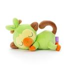 T-ARTS 睡覺好朋友 精靈寶可夢 敲音猴 S_TA23985