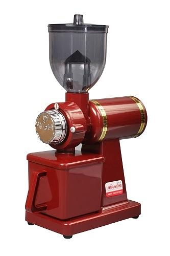 半磅電動磨豆機 正晃行 AKIRA M-520A(目前庫存顏色:黑色)