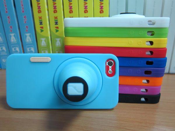 【世明國際】買一送一 i4/4s 蘋果IPhone4/4s伸縮相機復古照相機保護殼手機軟套 防摔矽膠套 支架