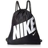 Nike- 大Logo健身背袋(黑色)