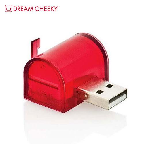 《DREAM CHEEKY》郵箱造型訊息/信件警示器(mailbox friends alert)