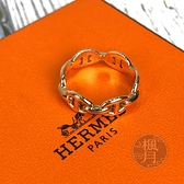 BRAND楓月 HERMES 愛馬仕 經典 RG 750 玫瑰金 豬鼻鍊戒 戒指 #51 飾品 配件