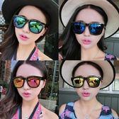 🔥現貨-熱銷款🔥抗UV400 台灣製檢驗合格 復古墨鏡 顯小臉 大框  粗框 明星款 墨鏡 太陽眼鏡 出