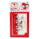 Sanrio HELLO KITTY燙金鑲飾卡片套(KITTY&MIMMY) ★funbox★_640395