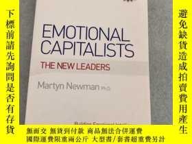 二手書博民逛書店EMOTIONAL罕見CAPITALISTS THE NEW LEADERSY280091 MARTYN NE
