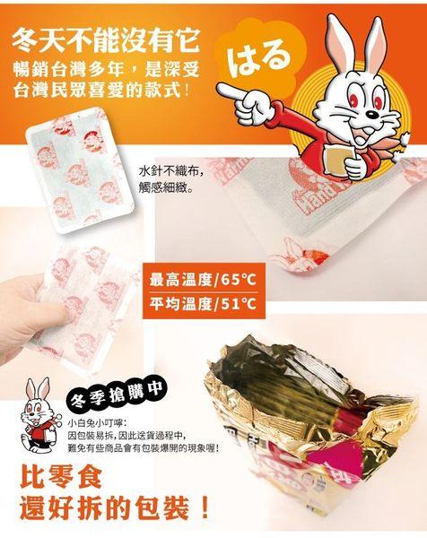 日本小林製藥-小白兔桐灰暖暖包10入/包(手握式) 大樹