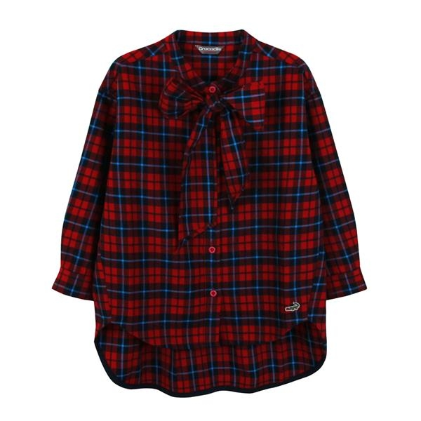 『小鱷魚童裝』格紋襯衫(08號~16號)534161
