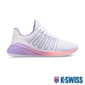 K-SWISS District輕量訓練鞋-女-白/粉紫/粉紅