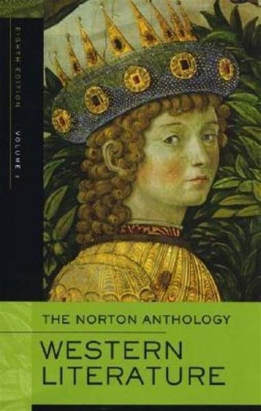 (二手書)The Norton Anthology Western Literature 8th edition. vol.1