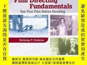 二手書博民逛書店Film罕見Directing Fundamentals-電影導演基礎Y436638 Nicholas Pro