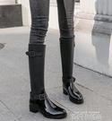 高筒雨鞋女長筒韓國時尚可愛外穿防滑雨靴防水膠鞋套鞋過膝靴子潮 依凡卡時尚