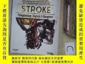 二手書博民逛書店STROKE罕見Pathophysiology,Diagnosi