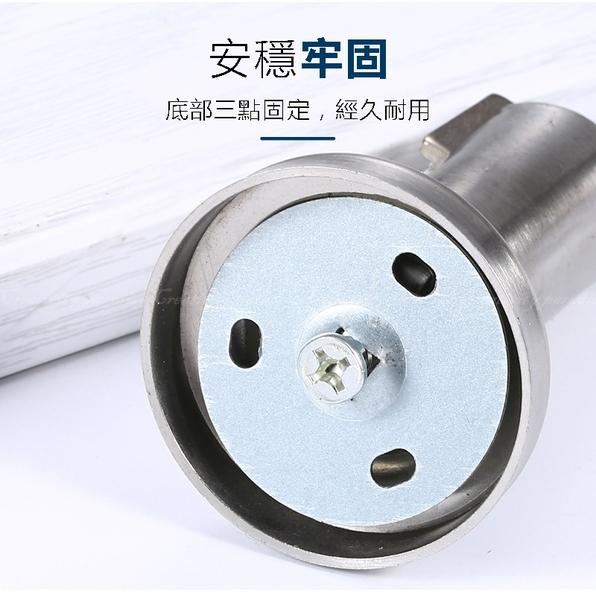 【工程門吸】不銹鋼門擋 磁吸式門檔 強磁緩衝門止 大門房門附鑽孔螺絲