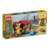 樂高積木 LEGO《 LT31098 》創意大師 Creator 系列 - 內陸小屋╭★ JOYBUS玩具百貨