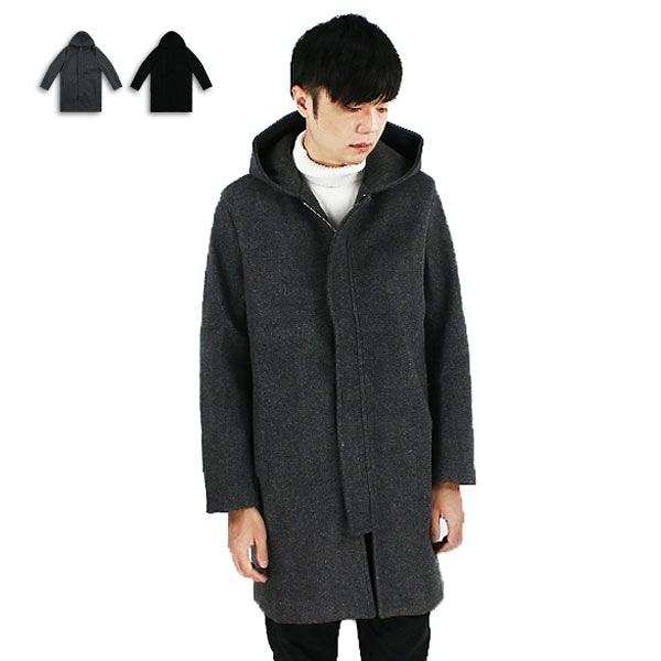 外套-毛料長版帽大衣-冬季必備款《9990718》共2色『RFD』