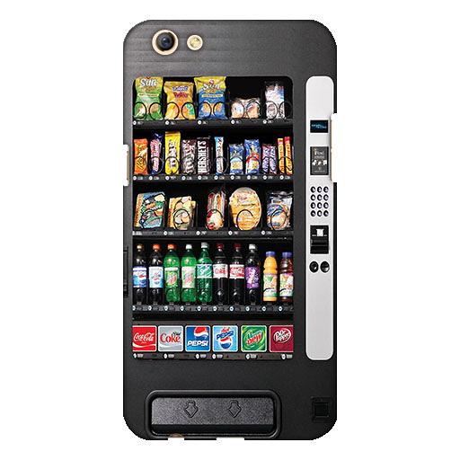 [R9S Plus 軟殼] OPPO R9S Plus CPH1611 手機殼 外殼 自動販賣機