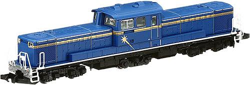 TOMIX【日本代購】N軌距DD 日本北海道色 2215火車模型 內燃機車