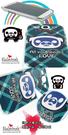 Skelanimals 骷髏獸SAMSUNG Galaxy S3 浮雕保護殼