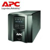 ◤全新品 含稅 免運費◢ 艾比希 APC Smart-UPS 750VA LCD 120V 在線互動式不斷電系統 UPS (SMT750TW)