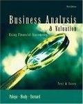 二手書博民逛書店《Business Analysis and Valuation