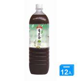 味丹青草茶1500ml*12入/箱【愛買】
