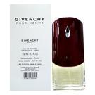 Givenchy Pour Homme 新紳士淡香水 100ml Test 包裝