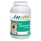 《缺貨》【寵物王國】IN-PLUS贏 超濃縮卵磷脂-犬用 6.75磅/3061g (基礎毛髮養護適用)