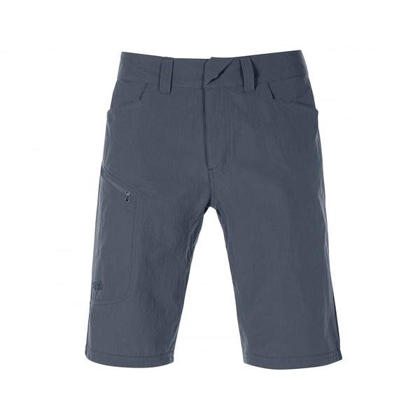 [好也戶外]Rab Men's Traverse Shorts彈性口袋短褲 孜然黃/鋼鐵藍