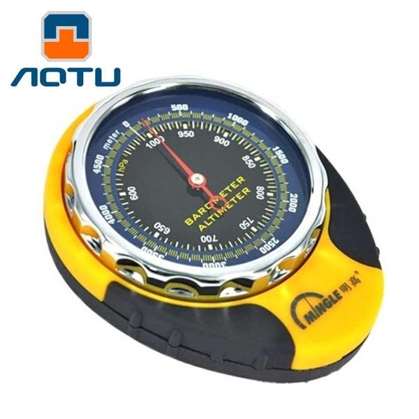 【狐狸跑跑】Mingle/明高 四合一海拔表(高度計/溫度計/指南針/氣壓計) BKT381