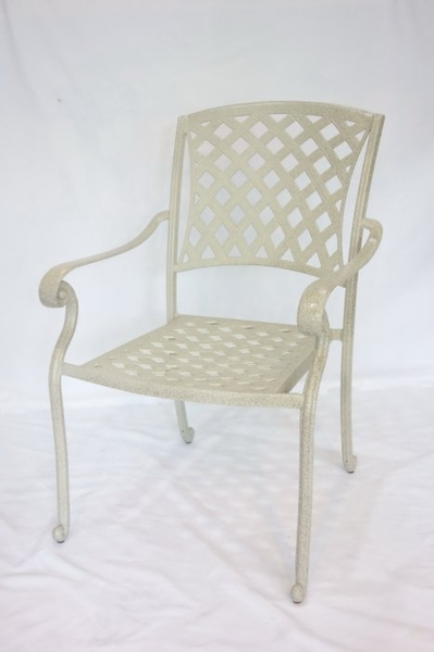 【南洋風休閒傢俱】戶外休閒桌椅系列-  鋁合金編織扶手椅 戶外休閒餐椅(#20310)