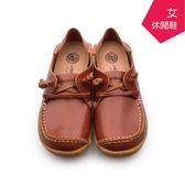 【A.MOUR 經典手工鞋】舒適休閒鞋 - 棕 / 休閒鞋 / 進口小牛皮 / 舒適鞋 / DH-7865