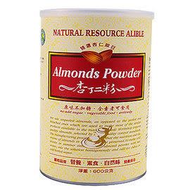 台灣綠源寶 杏仁粉 500公克  6罐特惠價  全素(圖片為舊圖,已改新包裝)
