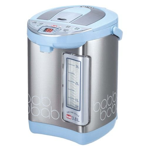 培寶bab 五段溫控節能調乳電動熱水瓶[衛立兒生活館]