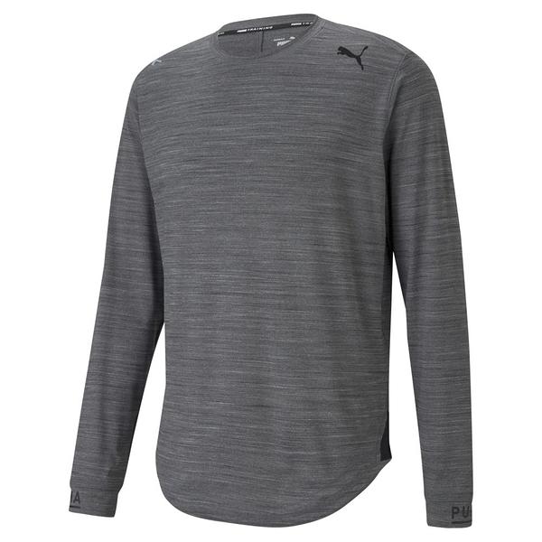 PUMA EST1948 Cloudspun 男款灰色訓練系列長薄T恤 52057707