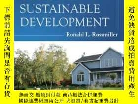 二手書博民逛書店Stormwater罕見Design For Sustainable DevelopmentY307751 R