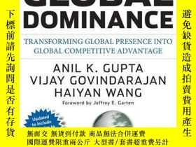 二手書博民逛書店The罕見Quest for Global Dominance: Transforming Global Pres