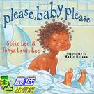 [106美國直購] 2017美國暢銷兒童書 Please, Baby, Please (Classic Board Books) Board book
