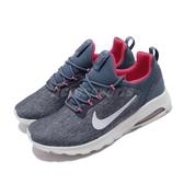 Nike 休閒鞋 Wmns Air Max Motion Racer 藍 灰 女鞋 氣墊 運動鞋【PUMP306】 916786-401