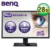 【BenQ 明基】28型 低藍光不閃屏螢幕(GC2870H)
