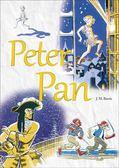 (二手書)Peter Pan【原著彩圖版】(25K彩色)