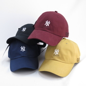 MLB 創信代理 棒球帽 老帽 洋基 5762004- 四色 後可調【iSport愛運動】