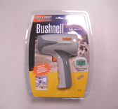 「野球魂中壢店」--「Bushnell」攜帶型測速槍(公里/英里)美國進口