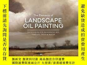二手書博民逛書店The罕見Elements Of Landscape Oil PaintingY256260 Suzanne