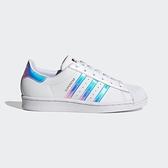 Adidas Superstar W [FX7565] 女鞋 運動 休閒 慢跑 貝殼 復古 經典 潮流 穿搭 愛迪達 白