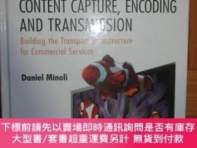 二手書博民逛書店3DTV罕見Content Capture, Encoding and Transmi... (小16開,硬精裝)