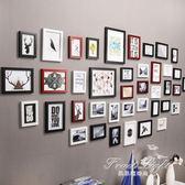 相框 相框掛牆七寸 5 7 10寸擺台照片牆裝飾創意組合連身掛客廳畫框像 果果輕時尚igo