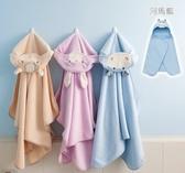 【奇哥】吸濕速乾造型浴袍巾