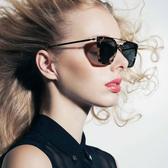 OLIVER PEOPLES 太陽眼鏡 DACETTE 1550Y9 (琥珀-黑) 時尚造型貓眼款 # 金橘眼鏡